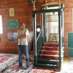 Kruszyniany - meczet