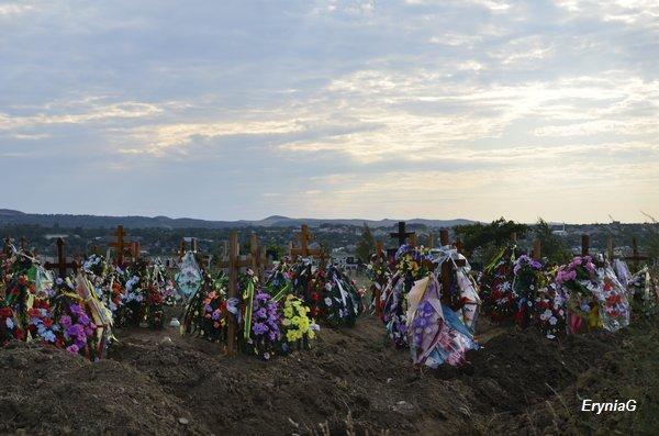 cmentarz wKerczu