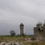 wieża bezwody